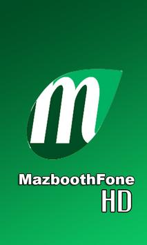 MazboothFone HD poster