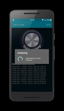 Fitness Jump Trainer apk screenshot