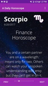 A Daily Horoscope apk screenshot