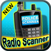 Police Radio Scanner Prank icon