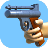 Air Pistol Shooting Gallery icon
