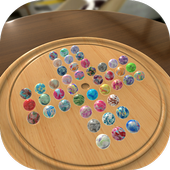 Marble Solitaire Classic icon