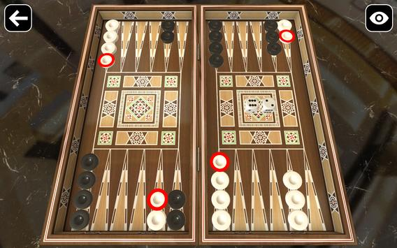 Original Backgammon poster