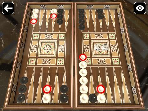 Original Backgammon screenshot 2