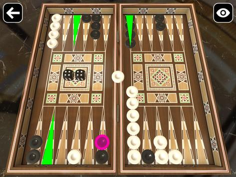 Original Backgammon screenshot 3