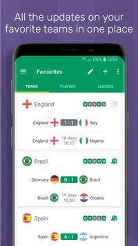 FotMob World Cup 2018 apk 截圖