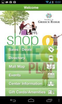 The Mall at Greece Ridge screenshot 1