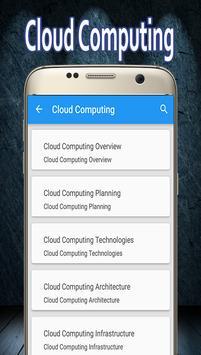 Cloud Computing Course screenshot 1