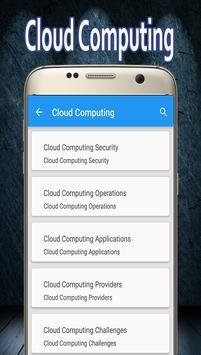 Cloud Computing Course screenshot 2