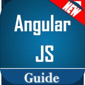 Learn Angular JS icon