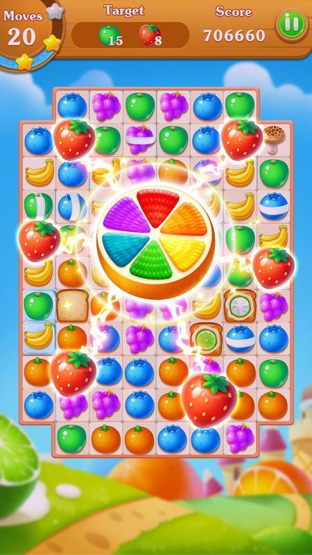 Juegos De Frutas Gratis