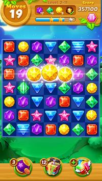 Jewels Crush- Match 3 Puzzle poster