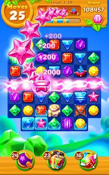 Jewels Crush- Match 3 Puzzle screenshot 21