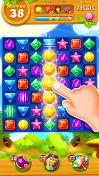 Jewels Crush- Match 3 Puzzle screenshot 2