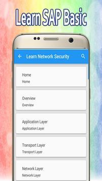 Learn SAP Basics apk screenshot
