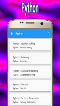 Python Guide poster