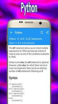 Python Guide screenshot 2
