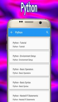 Python Guide screenshot 3