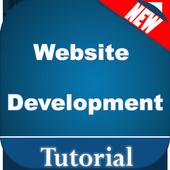 Website Development Tutorial icon