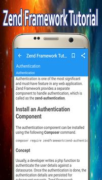 Zend Framework Tutorial for Android - APK Download