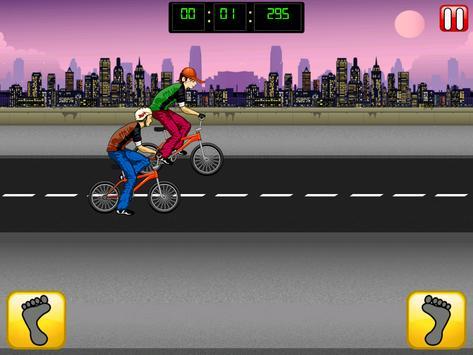 BMX Freedom Racer Bike Ride apk screenshot
