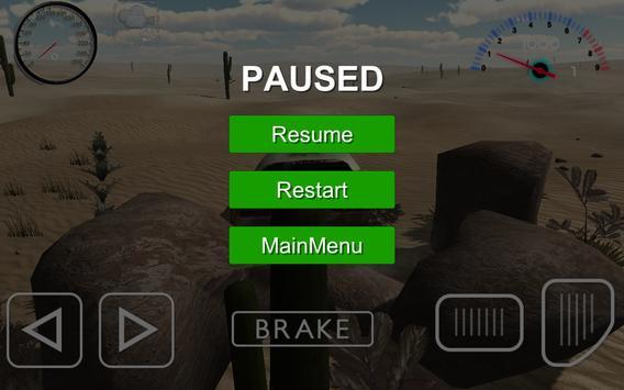 Offroad Sandy Drive screenshot 14