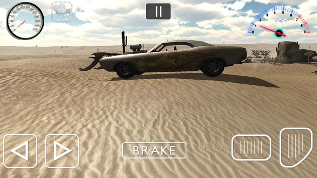 Offroad Sandy Drive screenshot 3