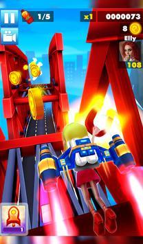 Subway multiplayer : rush endless surf 3D PLUS screenshot 14