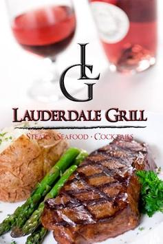 Lauderdale Grill poster