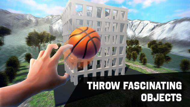 Cube Buildings - Destroy The City screenshot 1