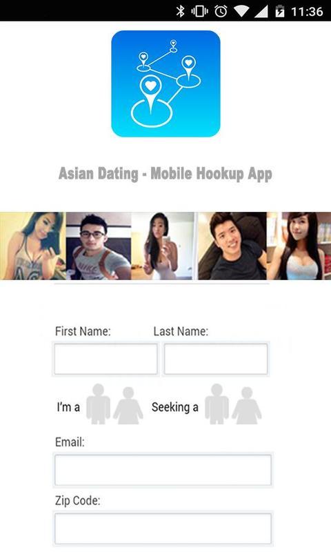 mobile hookup app