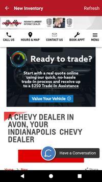 Chevy Of Avon screenshot 1