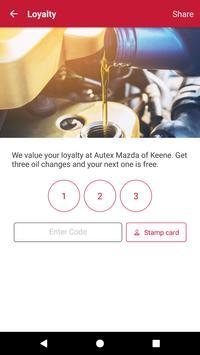 Autex Mazda of Keene apk screenshot