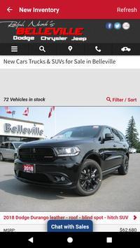 Belleville Dodge Chrysler Jeep screenshot 1