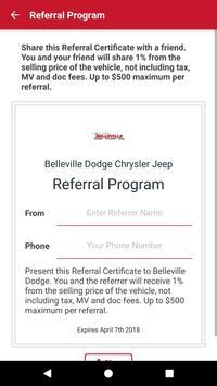 Belleville Dodge Chrysler Jeep screenshot 2