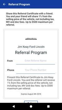 Jim Keay Ford Lincoln apk screenshot