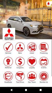North Bay Mitsubishi poster