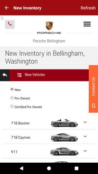 Porsche Bellingham screenshot 2