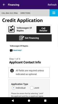 Volkswagen of Naples screenshot 4