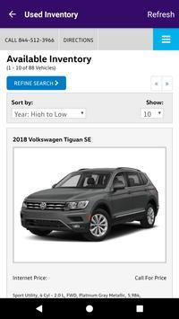 Volkswagen of Naples screenshot 3