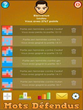 Mots Défendus screenshot 12