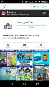 Bear Paddle Swim School screenshot 4