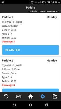 Bear Paddle Swim School screenshot 2