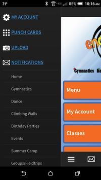 Encore Gym screenshot 1