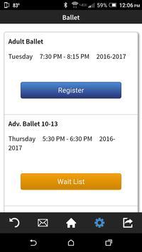 Julie's School of Dance apk screenshot