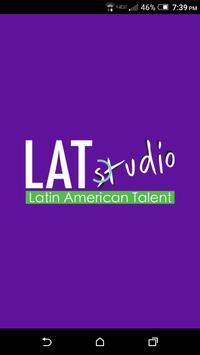 Latin American Talent poster