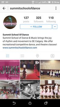 Summit School of Dance & Music apk screenshot