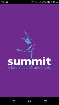 Summit School of Dance & Music poster