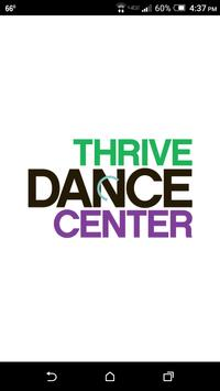Thrive Dance Center poster