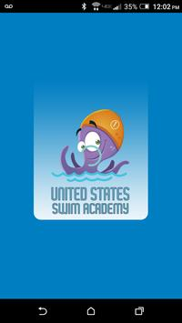 United States Swim Academy poster